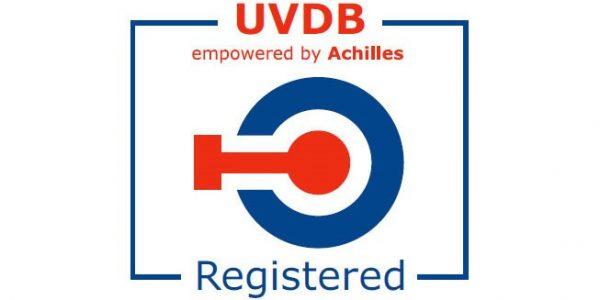 Achilles UVDB accreditation