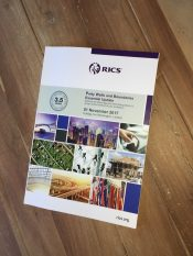 Technics - RICS Party Walls and Boundaries Essential Update