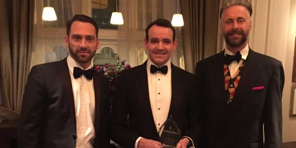 Technics at the Construction Computing Awards