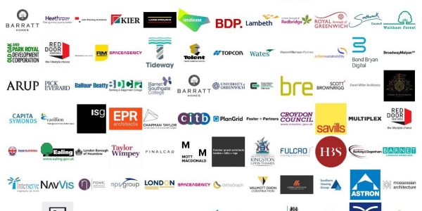 List of exhibitors at London Build